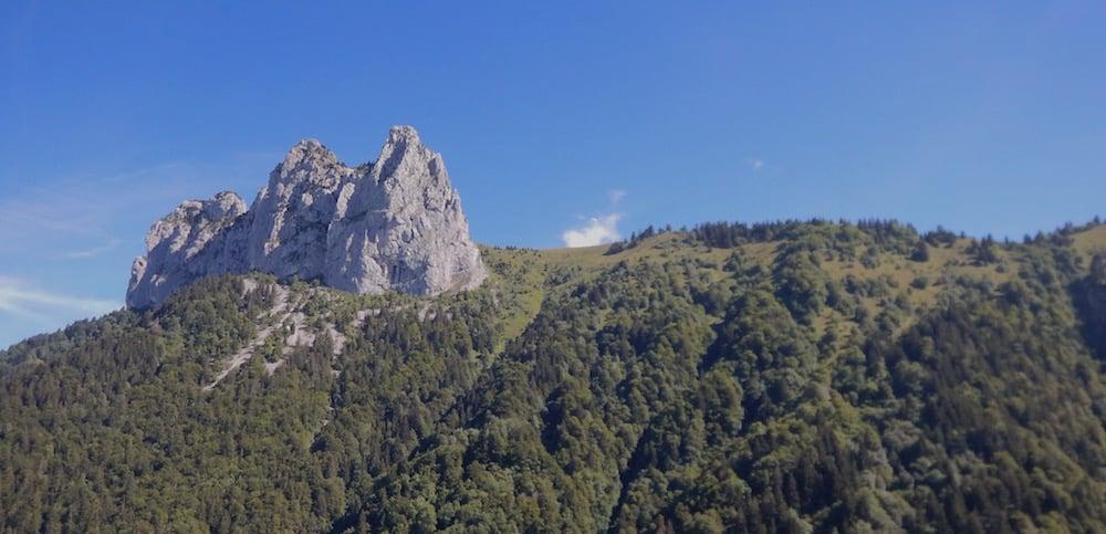 Le col des Frêtes en parapente : le vol-rando classique d'Annecy