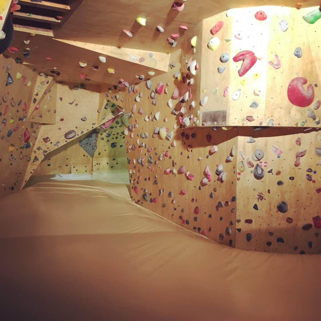 Salle escalade Annecy Bloc Trotters