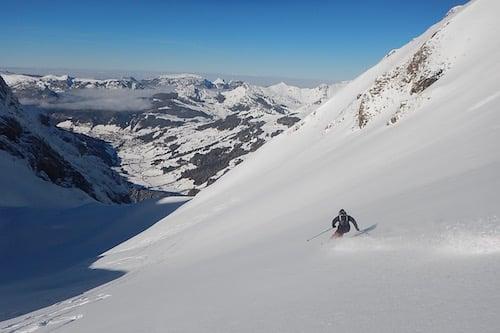 Activité Annecy hiver Monté Médio