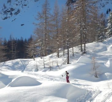 Ski de randonnée Italie Punta della Croce 02