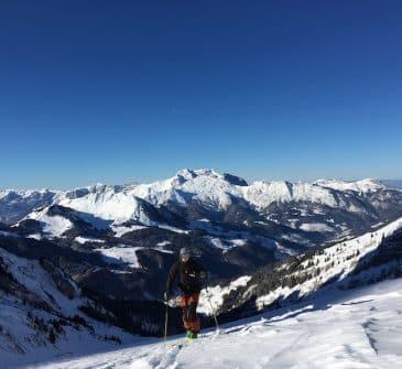 Ski de randonnée - Blonnière