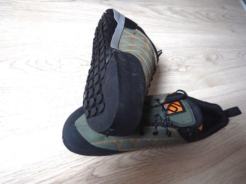 Test chaussures Five Ten Guide Tennie Monté Médio