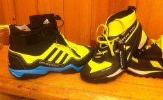 Test chaussures canyoning - 5.10 Canyoneer 3 - Adidas Hydro Pro