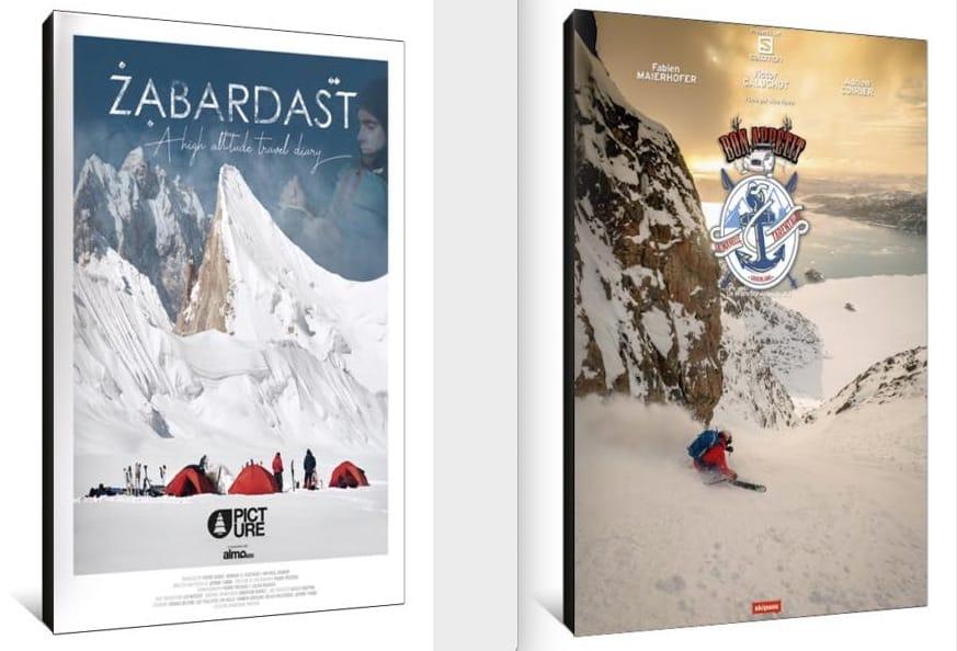 Best of vidéos de ski 2018 : Zabardast et le Monstre Episode #3