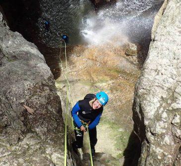 Ou faire du canyoning à Annecy - Les plus beaux canyons du lac d'Annecy