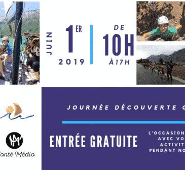 Journée découverte multi activités club nautique Doussard Monté Médio Roller Club Doussard 1er juin 2019