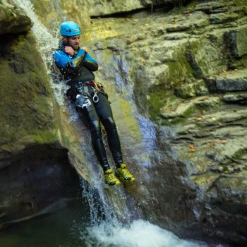 EVG Canyoning Activité Annecy
