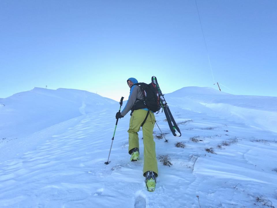La Clusaz en mode ski alpinisme
