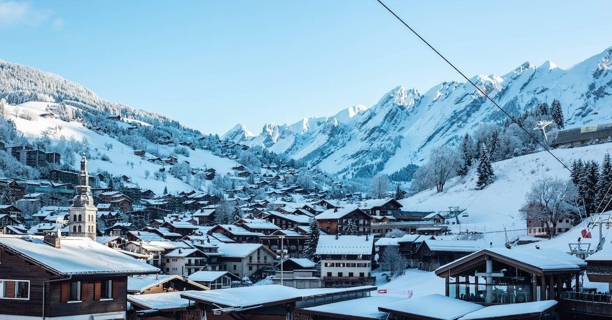 Ski de randonnée La Clusaz