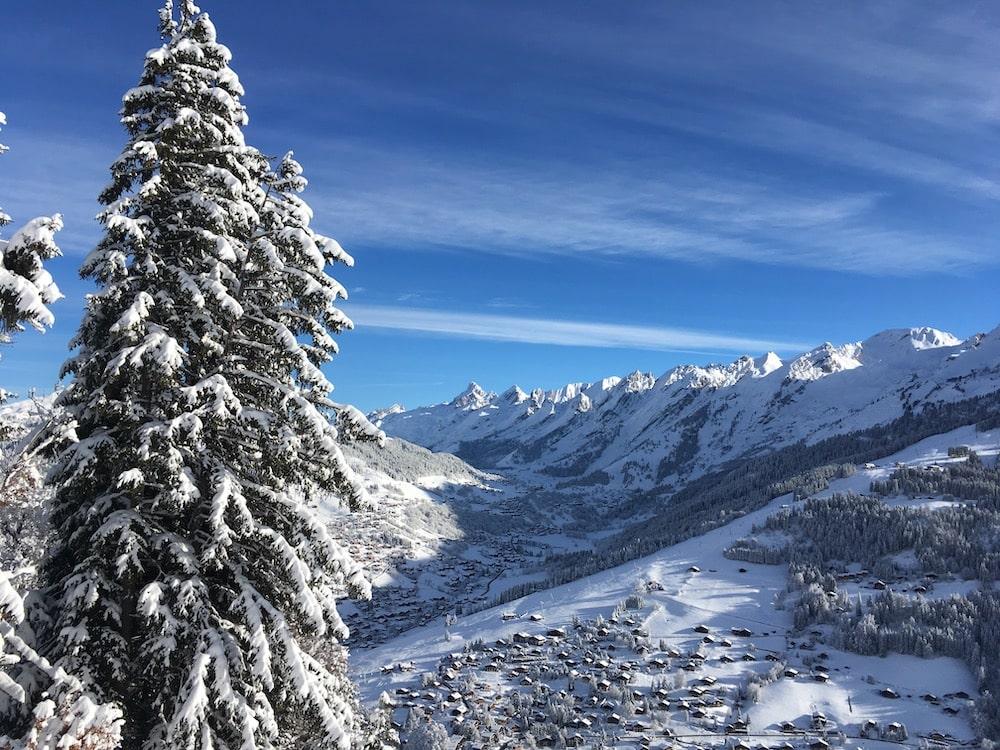 Ski de randonnée La Clusaz 4