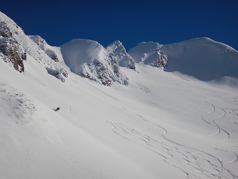 Ski de randonnée La Clusaz 6