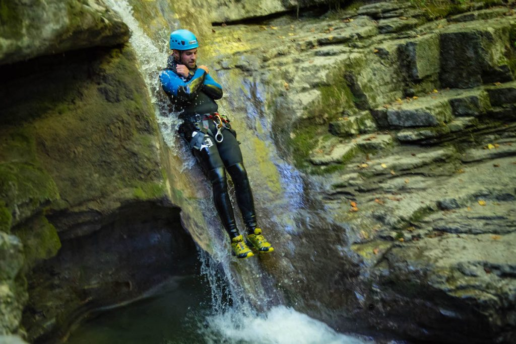 Top 10 Activités Annecy Canyoning