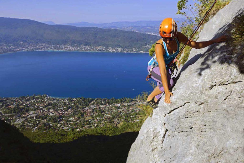 Top 10 Activités Annecy Escalade