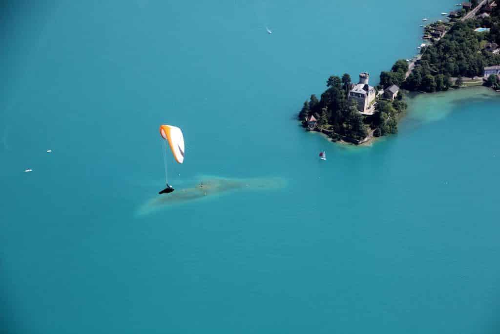 Top 10 Activités Annecy Parapente