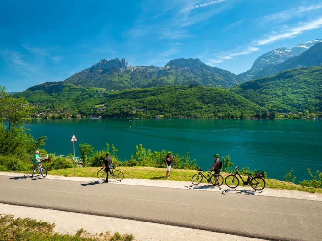 Top 10 Activités Annecy Vélo