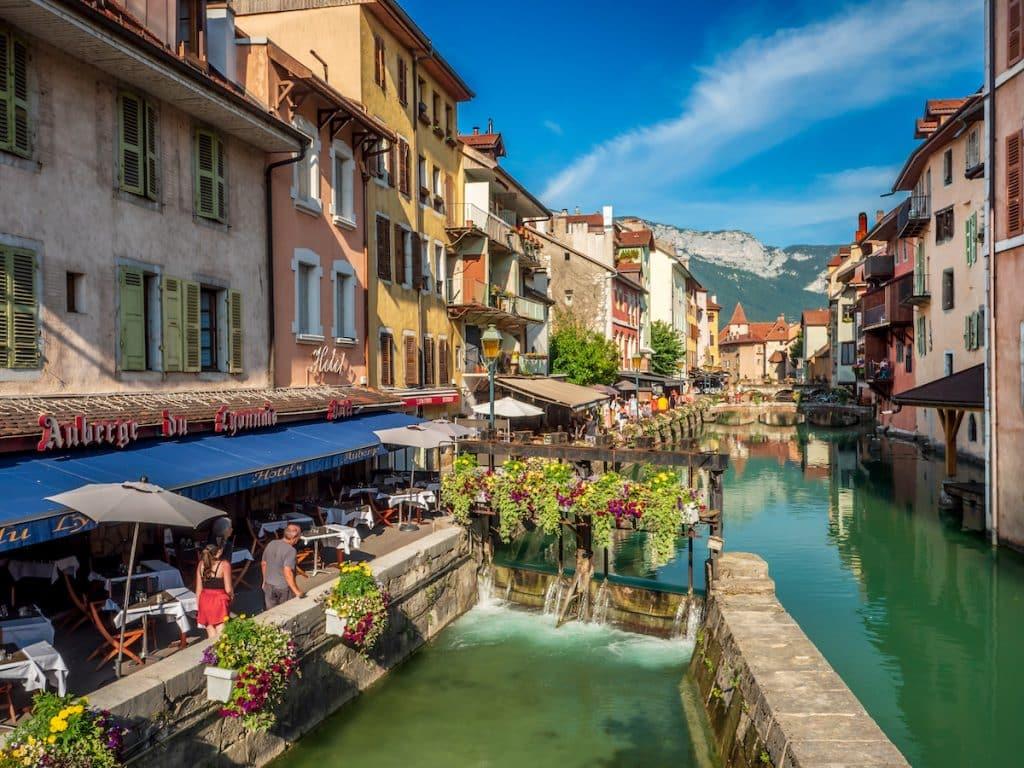 Top 10 Activités Annecy Vieille Ville