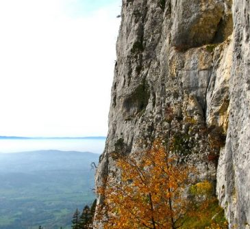 Escalade Rocher du Béard