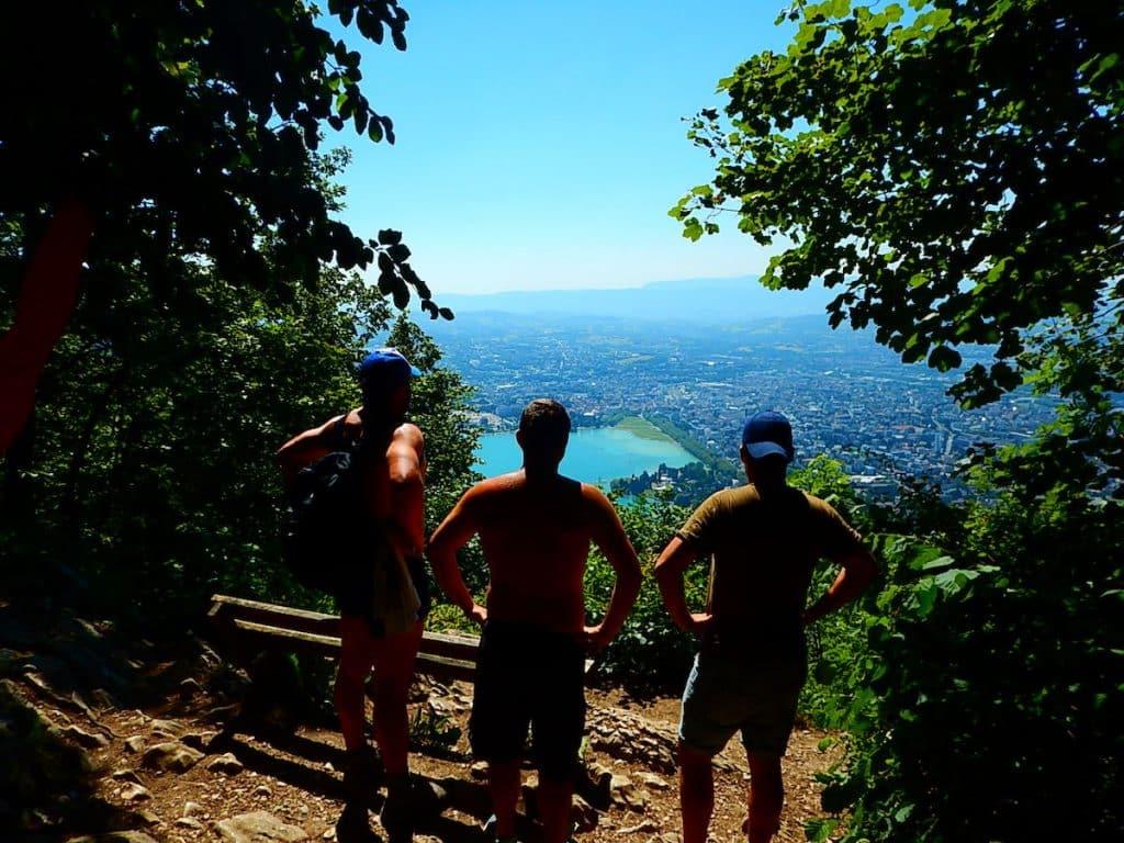 Randonnée Annecy Mont Veyrier et Mont Baron 1