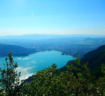 Randonnée Annecy Mont Veyrier et Mont Baron