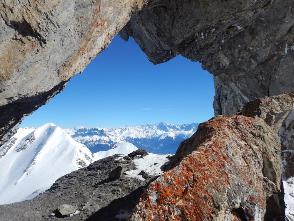 Ski de randonnée Trou de la Mouche 1