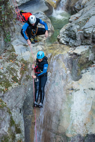 canyoning-annecy-angon
