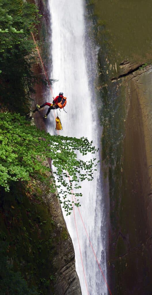 Canyoning Savoie Canyoning Angon