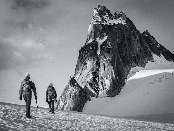 Alpinism & Mountaineering monte medio 01