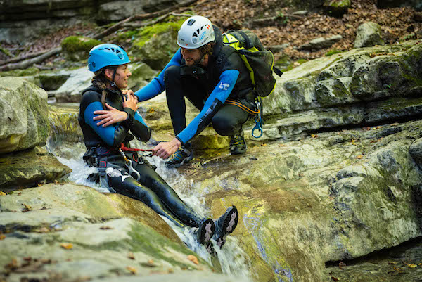 canyoning-annecy-angon-canyon-discovery