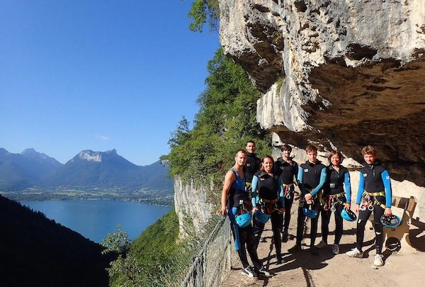 canyoning-annecy-angon-canyon-improvement