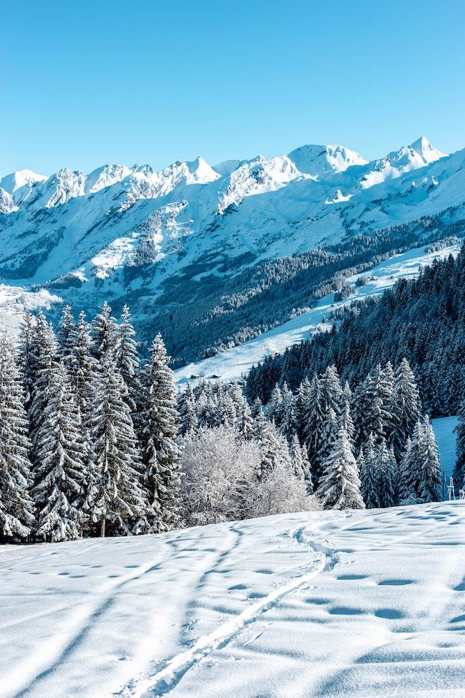 Ski de randonnée demi journée La Clusaz 2