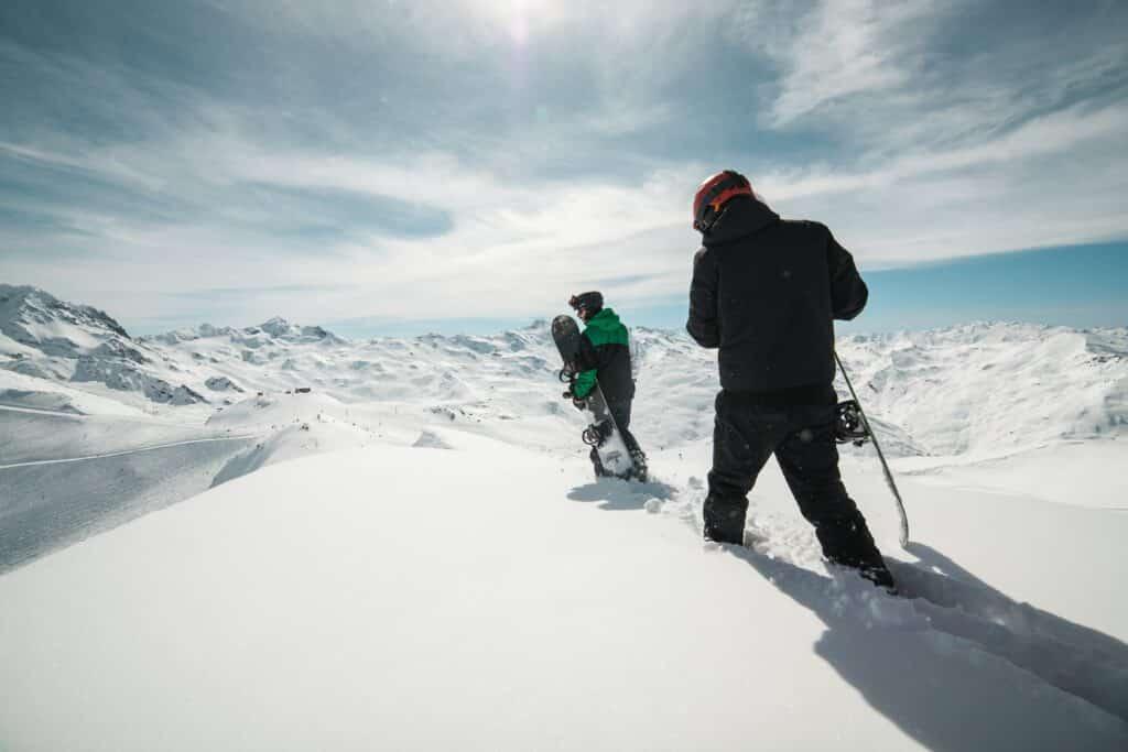 Cours de snowboard La Clusaz