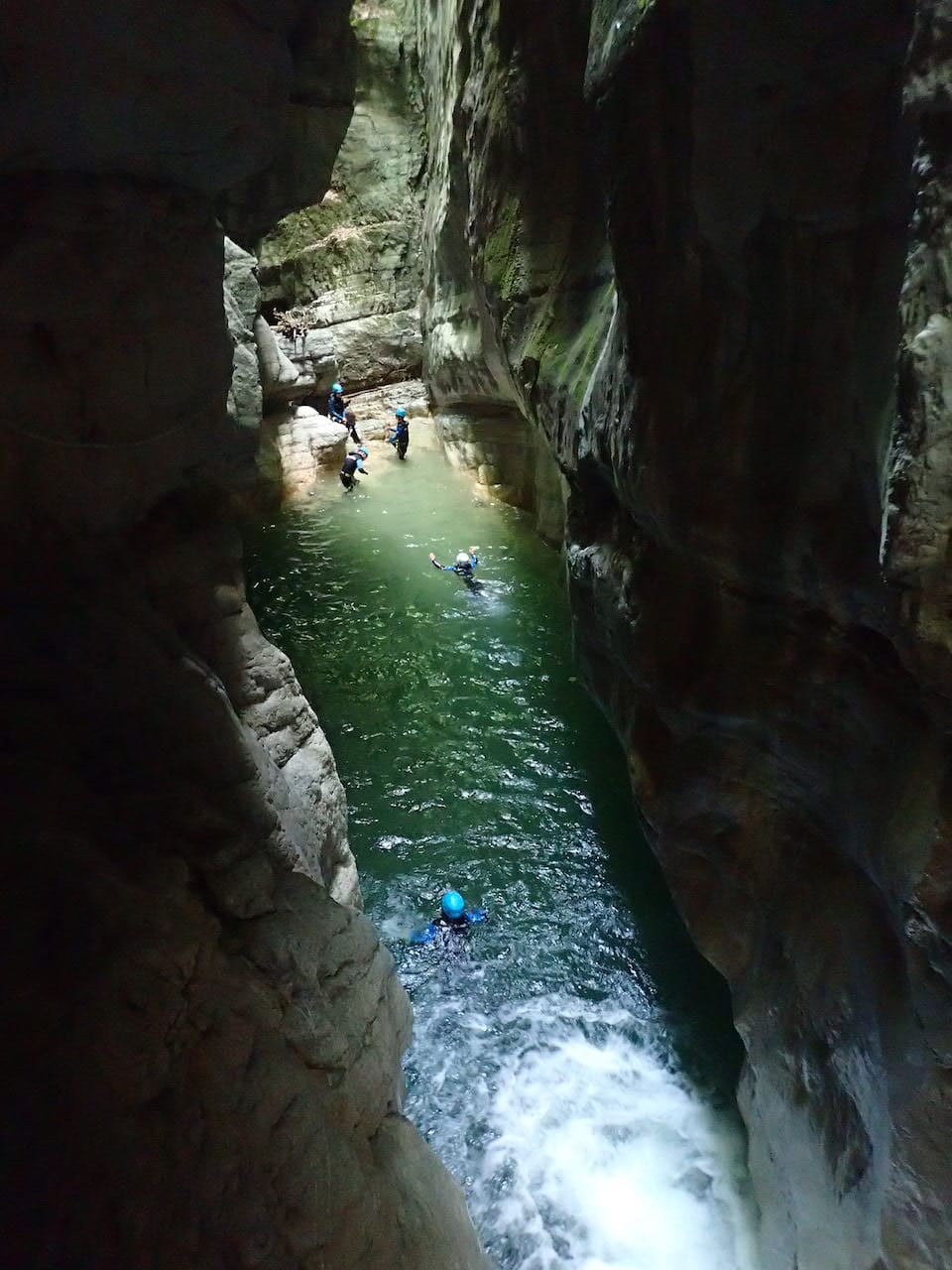Canyoning Annecy Pont du Diable (3)